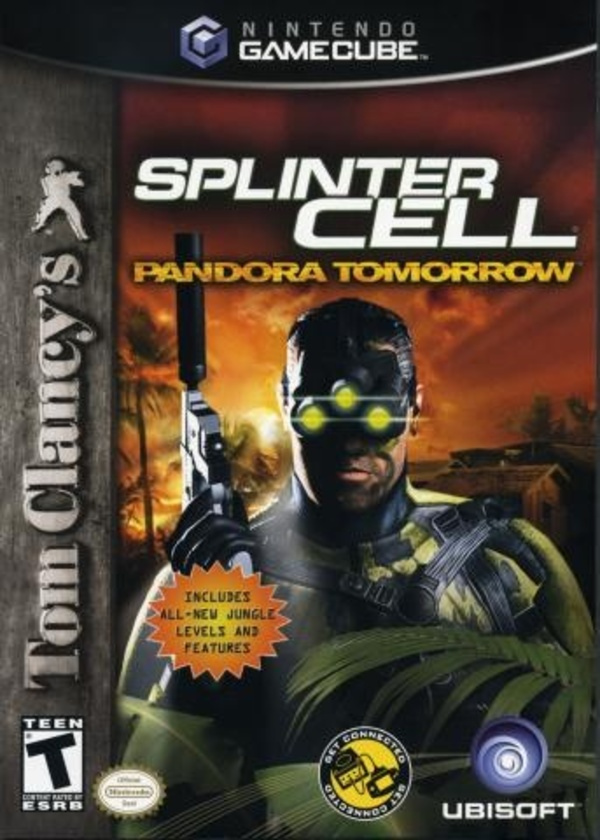 Cover zu Splinter Cell 2: Pandora Tomorrow