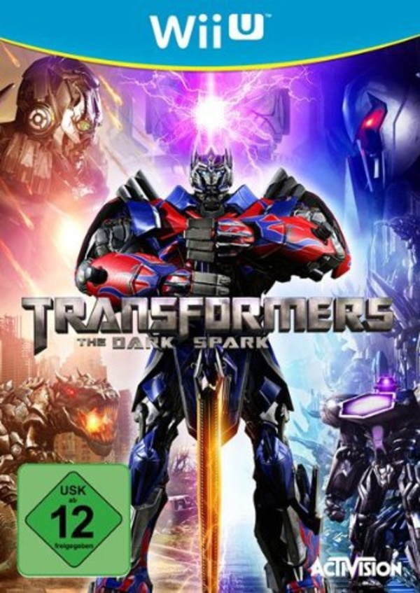 Cover zu Transformers: The Dark Spark