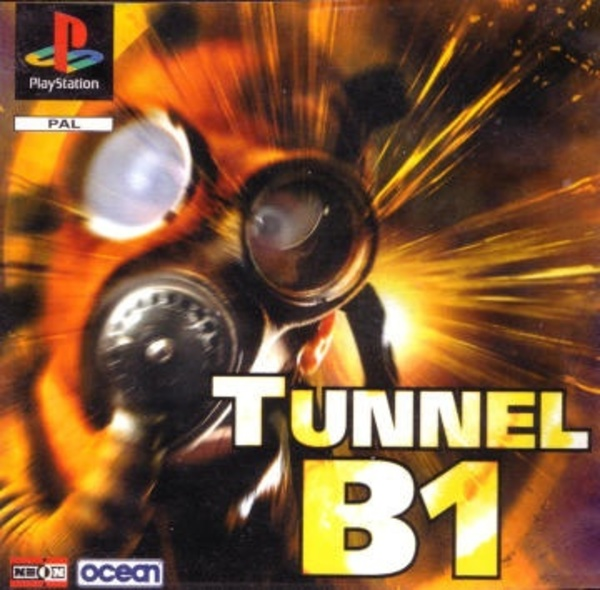 Cover zu Tunnel B1