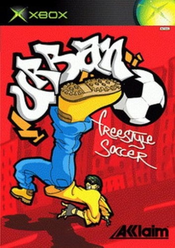 Cover zu Urban Freestyle Soccer
