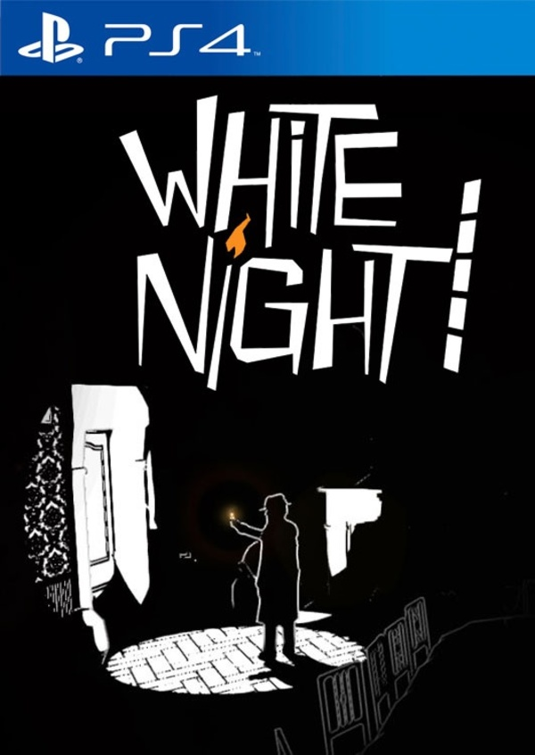 Cover zu White Night