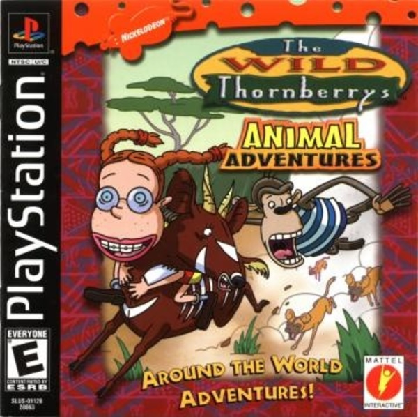 Cover zu Wild Thornberrys Animal Adventure, The