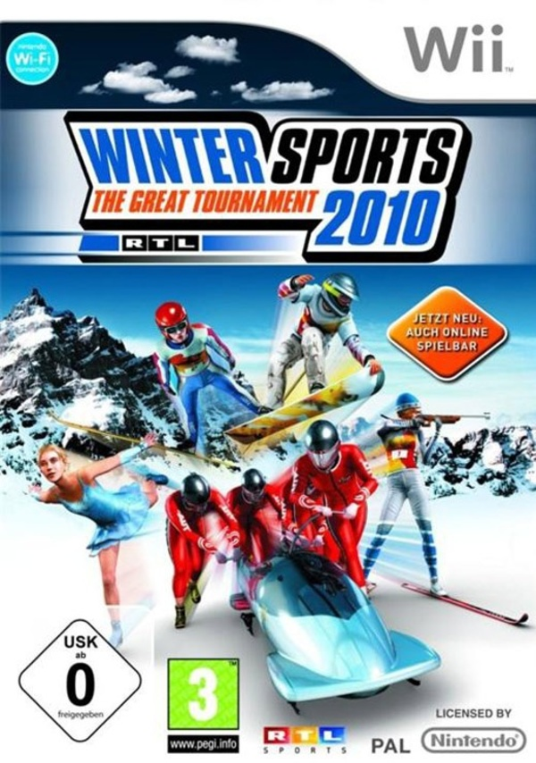 Cover zu Winter Sports 2010