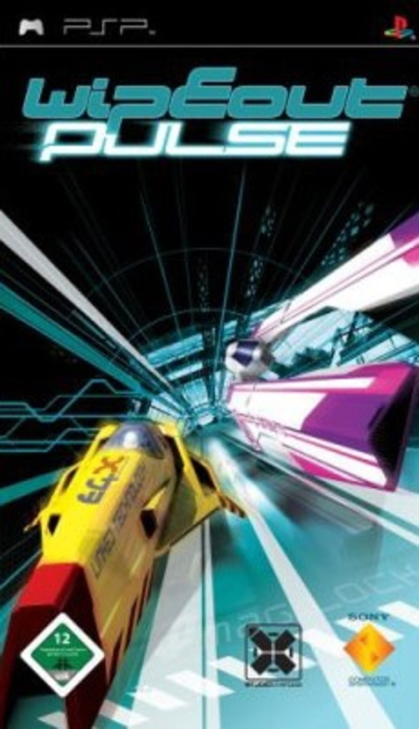 Cover zu WipEout Pulse