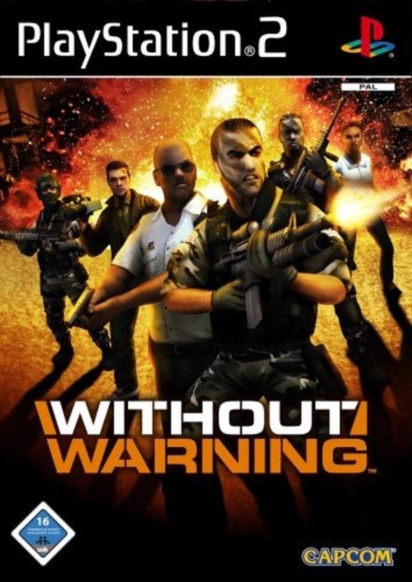 Cover zu Without Warning