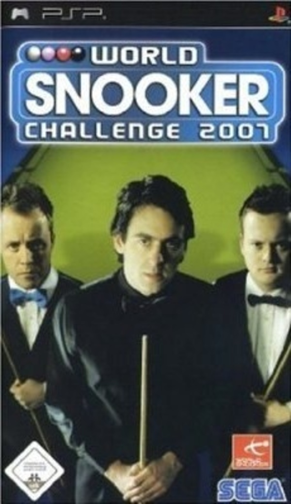 Cover zu World Snooker Championship 2007