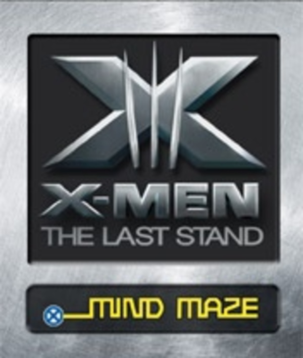 Cover zu X-Men: Mind Maze