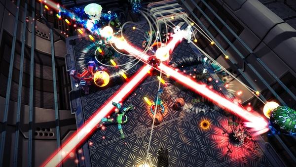 Screenshot zu Assault Android Cactus (Xbox One) - Screenshots