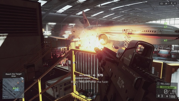 Screenshot zu Battlefield 4 (PS4) - Screenshots aus der Konsolen-Version