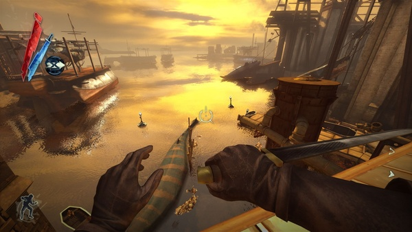 Screenshot zu Dishonored (PS3) - Screenshots aus dem DLC »The Knife of Dunwall«