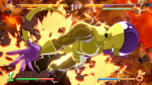 Screenshot zu Dragon Ball FighterZ (PS4) - Screenshots