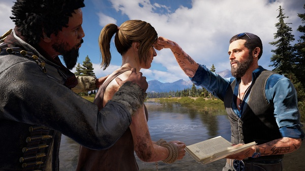 Screenshot zu Far Cry 5 (PS4) - Screenshots