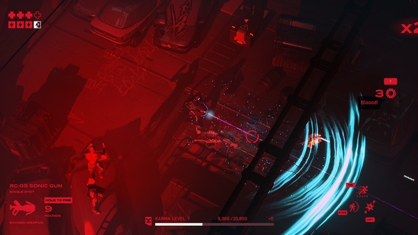 Screenshot zu Ruiner (PS4) - Screenshots