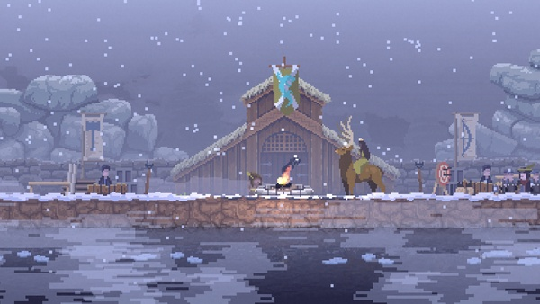 Screenshot zu Kingdom: New Lands (Nintendo Switch) - Screenshots