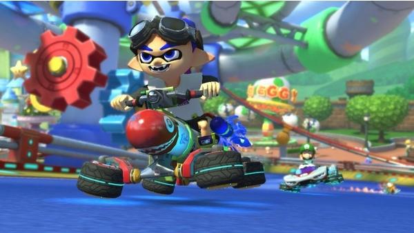 Screenshot zu Mario Kart 8: Deluxe (Nintendo Switch) - Screenshots