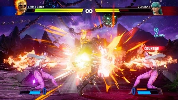 Screenshot zu Marvel vs. Capcom Infinite (PS4) - Screenshots