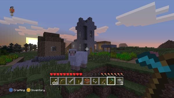 Screenshot zu Minecraft: Xbox 360 Edition (Xbox 360) - Screenshots