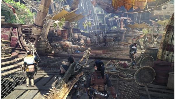 Screenshot zu Monster Hunter World (PS4) - Screenshots