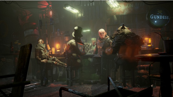 Screenshot zu Mutant Year Zero: Road to Eden (PS4) - Screenshots