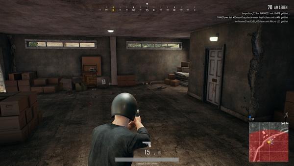 Screenshot zu Playerunknown's Battlegrounds (PS4) - Screenshots