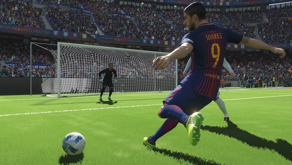 Screenshot zu Pro Evolution Soccer 2018 (PS4) - Screenshots
