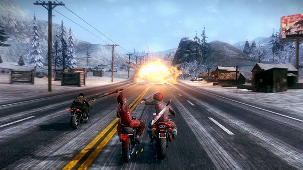 Screenshot zu Road Redemption (PS4) - Screenshots