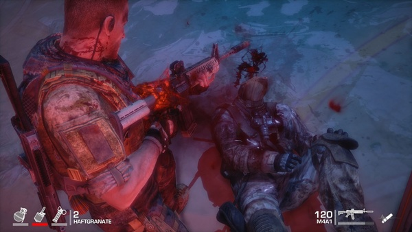 Screenshot zu Spec Ops: The Line (Xbox 360) - Screenshots