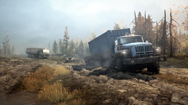 Screenshot zu Spintires: MudRunner (Xbox One) - Screenshots