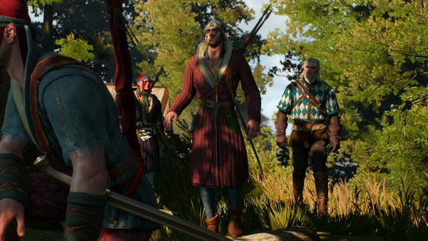 Screenshot zu The Witcher 3: Wild Hunt (PS4) - Screenshots