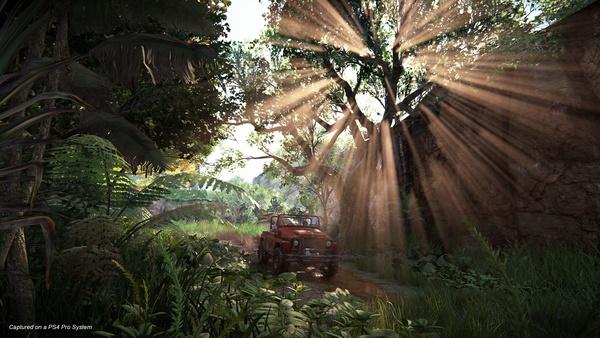 Screenshot zu Uncharted: The Lost Legacy (PS4) - Screenshots