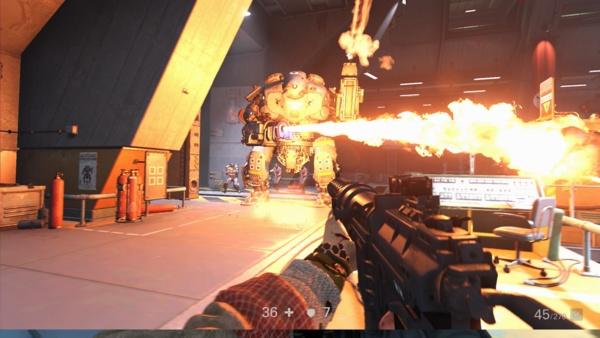 Screenshot zu Wolfenstein 2: The New Colossus (Xbox One) - Screenshots