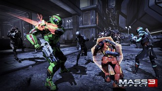 Mass Effect 3 Erde