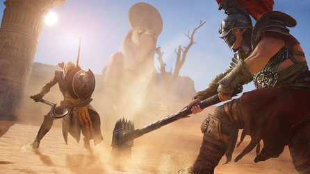 Assassin's Creed: Origins - Video: Wie Hitboxen das Kampfsystem revolutionieren wollen