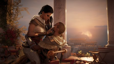 Assassin's Creed: Origins - Title-Update im Januar bringt Story-DLC, höheres Level-Cap & mehr
