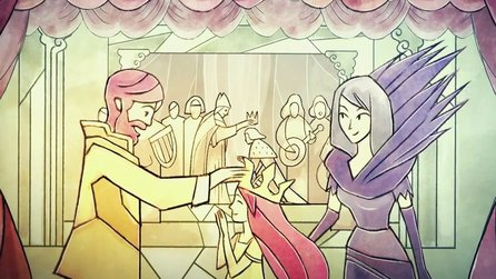 Child of Light - Launch-Trailer zum Märchen-Rollenspiel