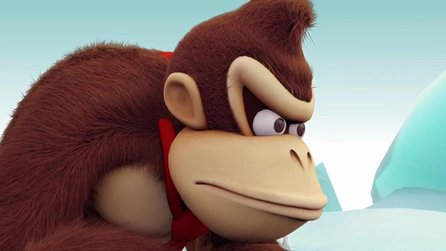 Donkey Kong Country: Tropical Freeze - TV-Spot zeigt Donkey, Diddy und Dixie Kong