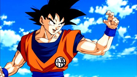 Dragon Ball Z - Adidas-Sneaker im Look von Son Goku & Vegeta geleakt