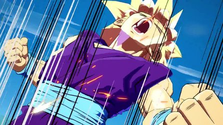 Dragon Ball FighterZ - Gameplay-Trailer zeigt erstmals Details zum Story-Modus