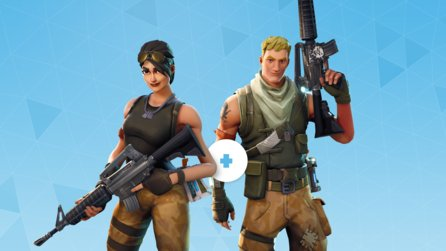 Fortnite: Battle Royale - Friendly Fire ist ab sofort deaktiviert