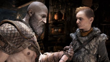 God of War - Behind the Scenes-Video beleuchtet die Beziehung von Kratos und Atreus