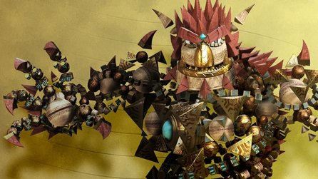 Knack - Gameplay-Trailer zeigt Koop-Modus des PS4-Launchtitels