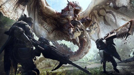 Monster Hunter World - Gameplay-Video stellt Character und Palico-Creator vor
