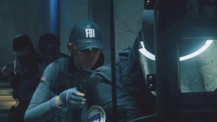 Rainbow Six: Siege - Launch-Trailer »The Breach« mit Shakespear