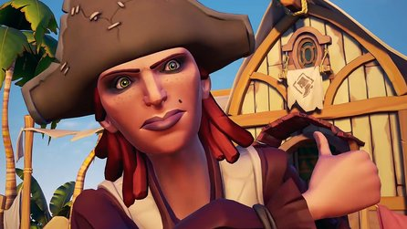 Sea of Thieves - Entwickler-Video erklärt Multiplayer-System des Piraten-Abenteuers