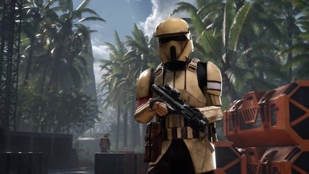 Star Wars: Battlefront - Gameplay-Trailer zum Film-DLC Rogue One: Scarif