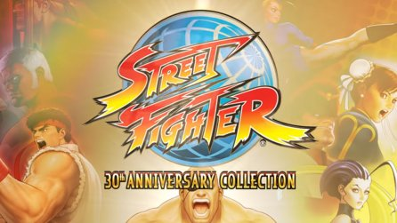 Street Fighter - 30th Anniversary Edition mit 12 Spielen für PS4, Xbox One & Nintendo Switch angekündigt