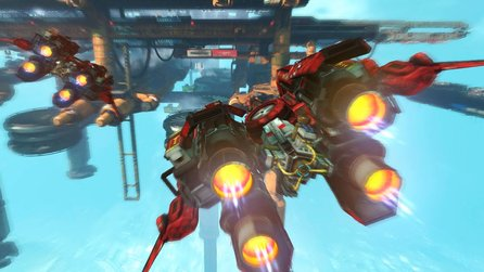 Strike Vector EX - Gameplay-Trailer zur Story-Kampagne