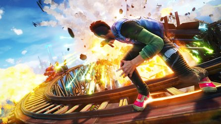 Sunset Overdrive - Test-Video zum knallbunten Xbox-One-Actionspiel