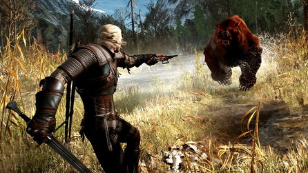 The Witcher 3: Wild Hunt - Echtes Gameplay aus der PS4-Version
