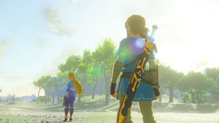 Zelda: Breath of the Wild - Fans arbeiten an Mod für lokalen Koop-Modus